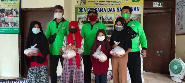 Hari Raya Idul Adha di Yayasan Baitul Ummi Indonesia
